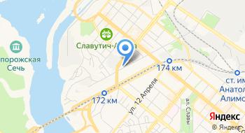 Апа на карте