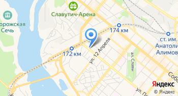 Фабрика Интерьеров на карте