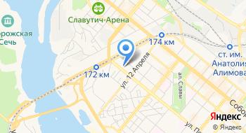 Такси Дисконт на карте