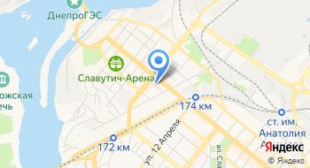 Запорожский центр наследства и права на карте