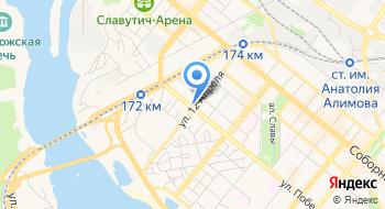 Компания Технохолод на карте