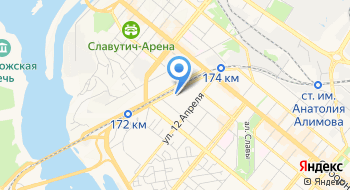 Богдан-Авто Холдинг на карте