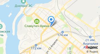 Саталь на карте