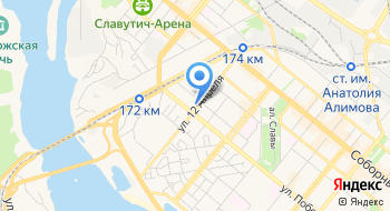 Omega Group на карте