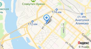 ФХ Тризуб на карте
