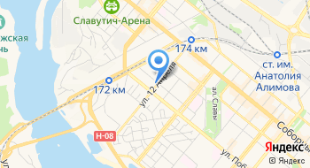 Центр аппаратной косметологии NovoFace на карте