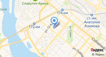 Союзоптторг на карте