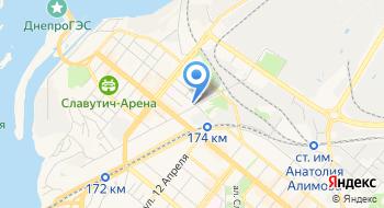 Анта-А на карте