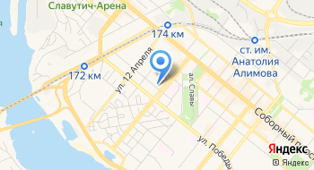 ЧТПП Южантикорспецремонт на карте