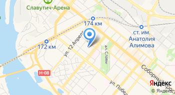 Приемная депутата Верховной ради Кривохатько Вадима Викторовича на карте