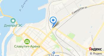 Укрстандартсертификация на карте