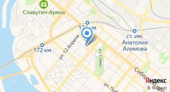 Студия Визажа Елены Крыгиной на карте