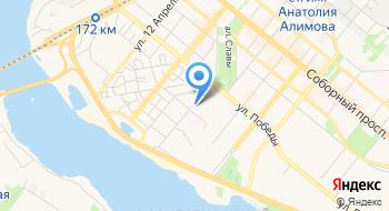 Запорожская городская спасательно-водолазная служба на карте