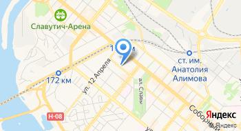 Запорожский центр профессионального образования и консалтинга на карте