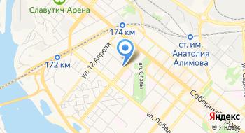 Akon на карте