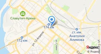 Аудиторская фирма Престиж-Консультаудит на карте