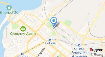 Ника-Фаворит Запорожье на карте