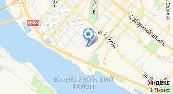 Запорожский государственный медицинский университет, приёмная комиссия на карте