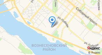 Библиотека ЗГМУ на карте