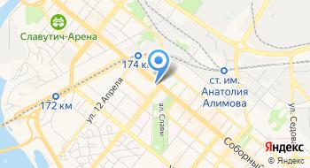 Кинотеатр имени Маяковского на карте