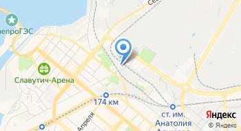 Запорожский Хлебокомбинат №1 на карте