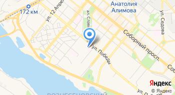 КП Городская клиническая больница № 6 на карте