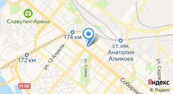 СТО на Бульваре Шевченко на карте
