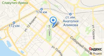 Вегастар на карте