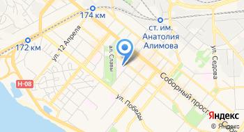 Коммунальное учреждение Областной перинатальный центр Запорожского областного совета на карте