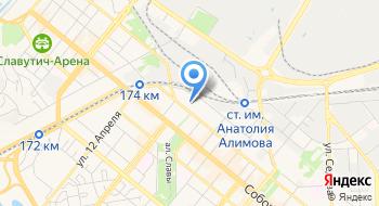 Бытовые услуги Чобиток на карте