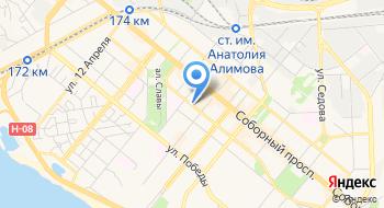 Рынок Соцгорода на карте
