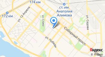 Оздоровительный центр Москвитина на карте