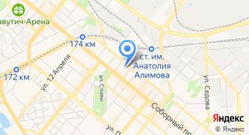 УкрСпецИндустрия на карте