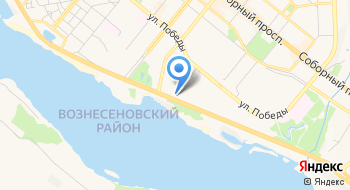 Шинный центр Твоя шина на карте