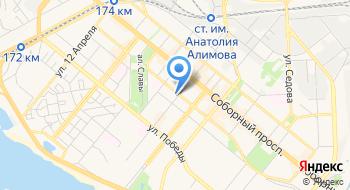 Центральный Орвк на карте