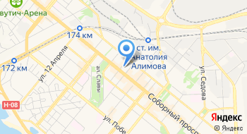 Запорожский Электротехнический колледж ЗНТУ на карте