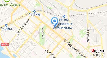 Запорожский электротехнический колледж, библиотека на карте