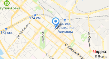 Комтес-ХХI на карте