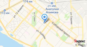 Запорожская детская музыкальная школа №2 на карте