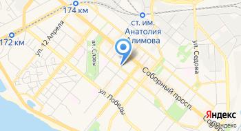 Кафе Пиранья на карте