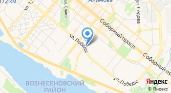 Клуб Кот Bayun на карте