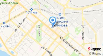 Tpg Запорожское представительство на карте