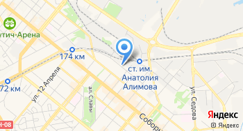 Анкор Плюс на карте