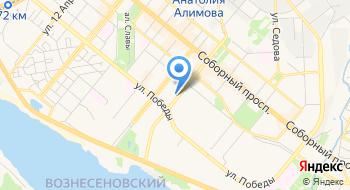 Интернет-магазин Доминант на карте