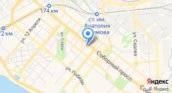 Магазин-галерея Комод на карте