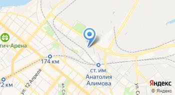 Фирма Родник-ЮТ на карте