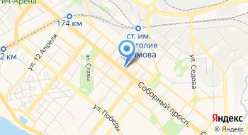 Ювелирный магазин Дукат на карте