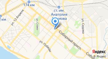Общежитие Стальконструкция на карте