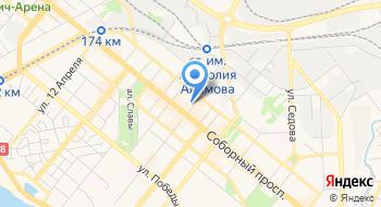 Western Union на карте