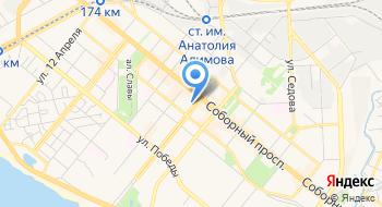 Интернет-магазин Kibet.com на карте